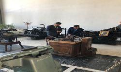 Ümraniye Kaymakamının İstanbul Bölge Müdürlüğü'nü Ziyareti