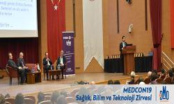 MEDCON 19 Sağlık, Bilim ve Teknoloji Zirvesi'nde Biyomedikal Mühendisliği Öğrencileriyle Buluştuk