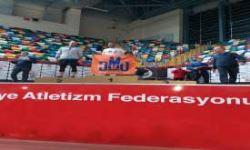 Personelimizden İstanbul Masterler Türkiye Salon Şampiyonasında Büyük Başarı