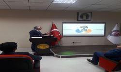 Kamu Üniversite ve Sanayi İşbirliği Portalı (KÜSİP) Toplantılarına Katılım Sağlandı