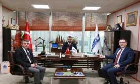 Anadolu Aslanları İş Adamları Derneği (ASKON)'u ziyaret