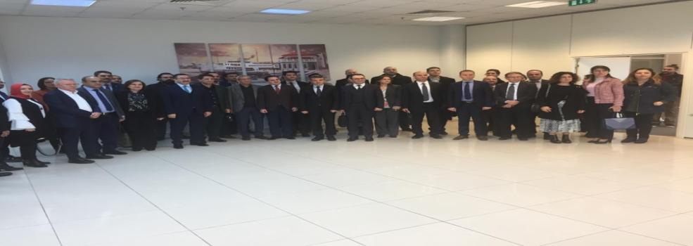 Tübitak Marmara Teknokent A.Ş. Konferansına Katılım Sağlandı.