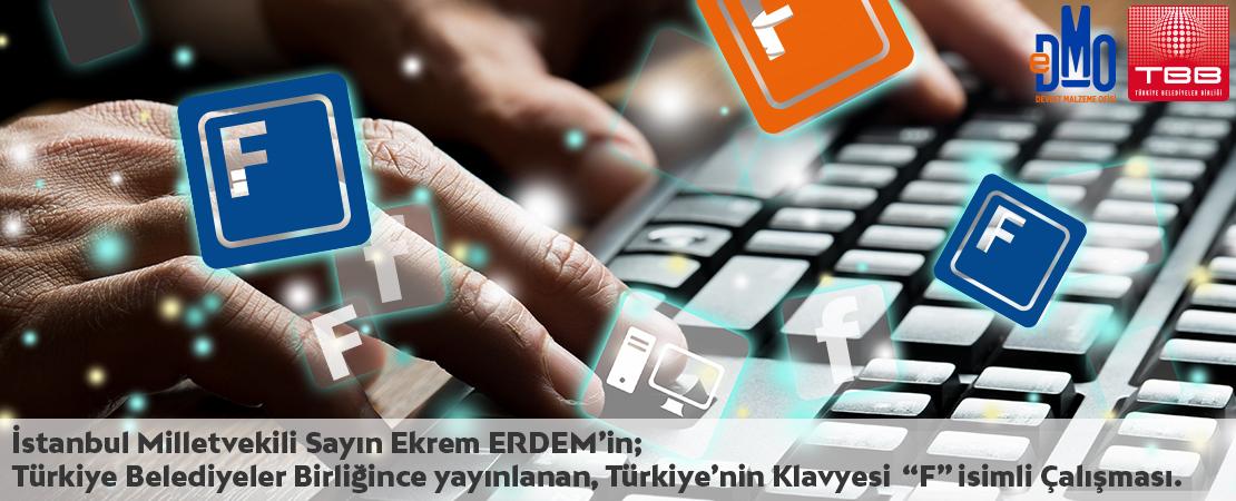 """Türkiye'nin Klavyesi """"F"""""""