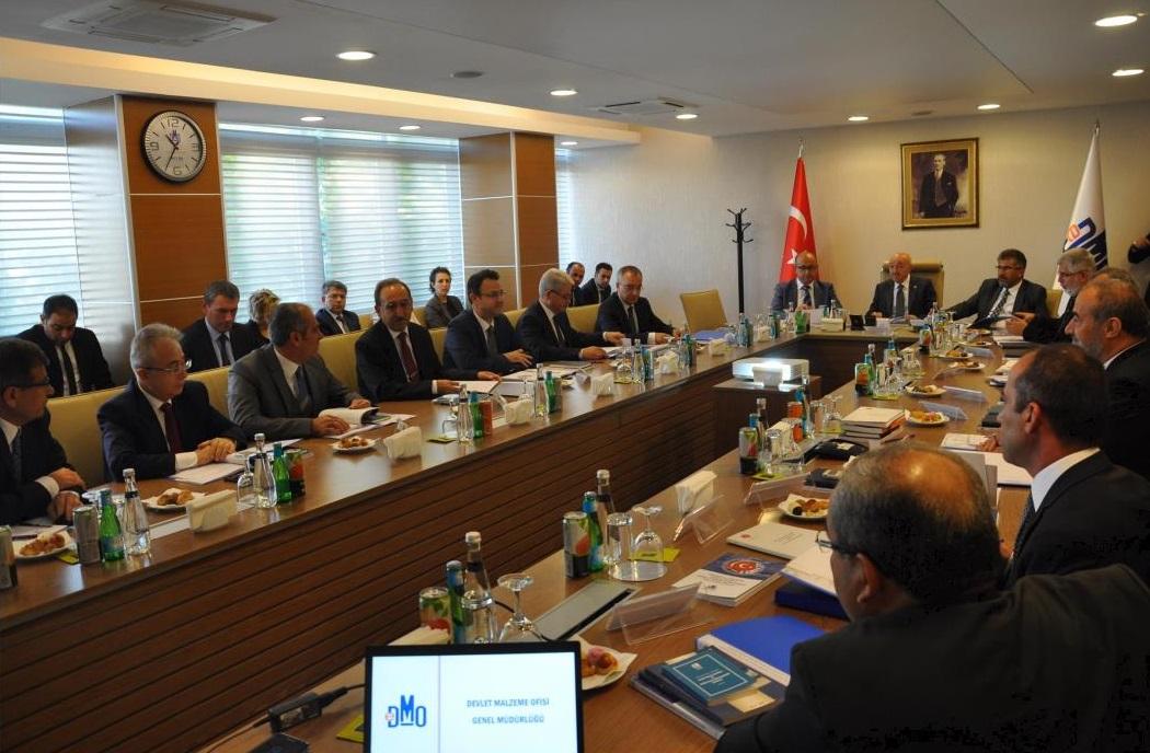 Genel Müdürlüğümüzün 2015 Yılı Hesaplarına İlişkin TBMM KİT Alt Komisyonu Toplantısı Yapıldı