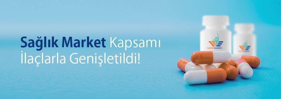 Sağlık Market Beşeri Tıbbi Ürünler Listesi Genişletildi
