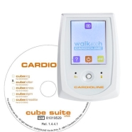 CARDIOLINE S.P.A. WALK400H CUBE HOLTER YAZILIMI...